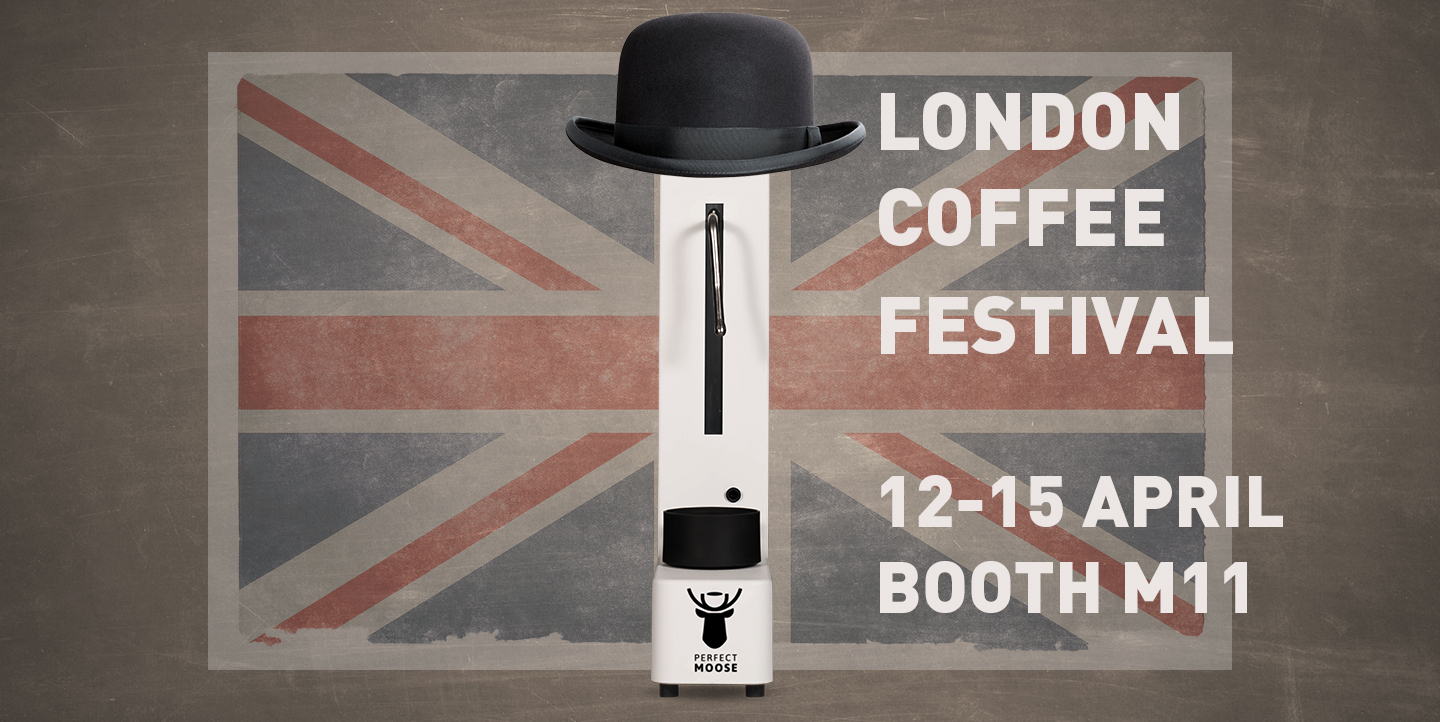 MustVisit | London Coffee Festival 2018